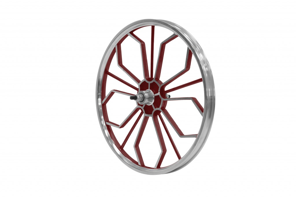CYCLONE 3,4 RED