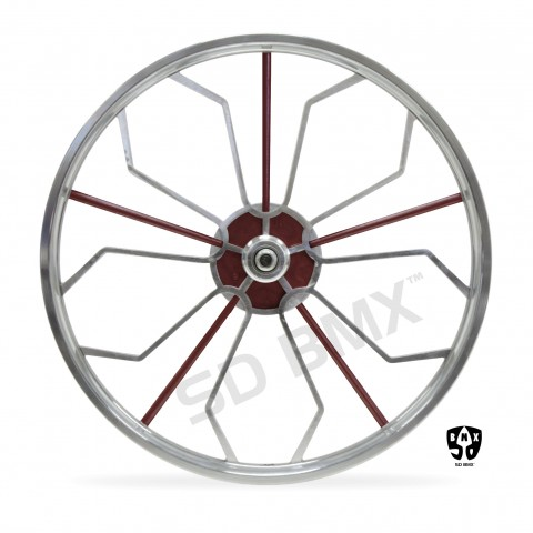 CYCLONE WEB RED